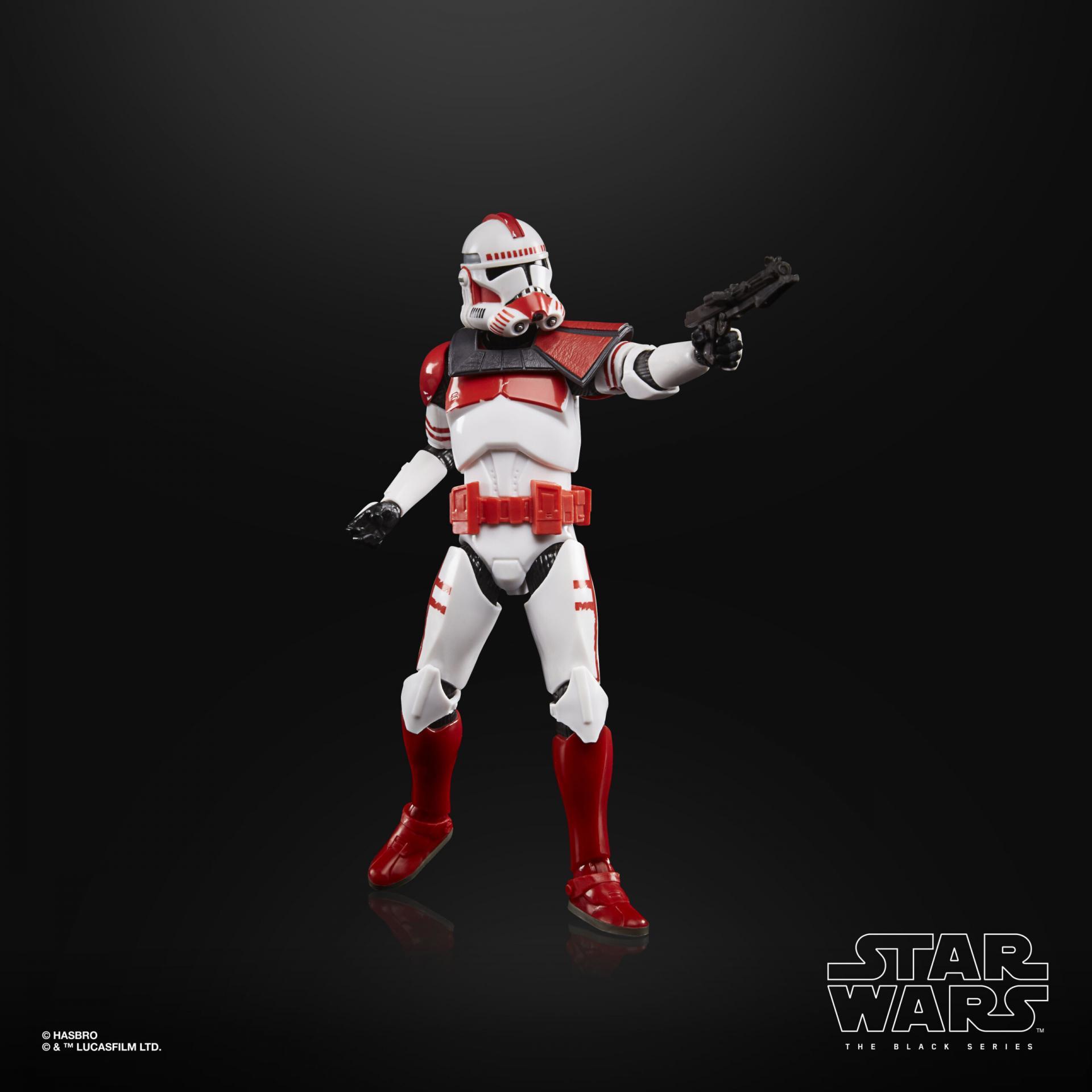 Star wars the black series imperial clone shock trooper 15cm1