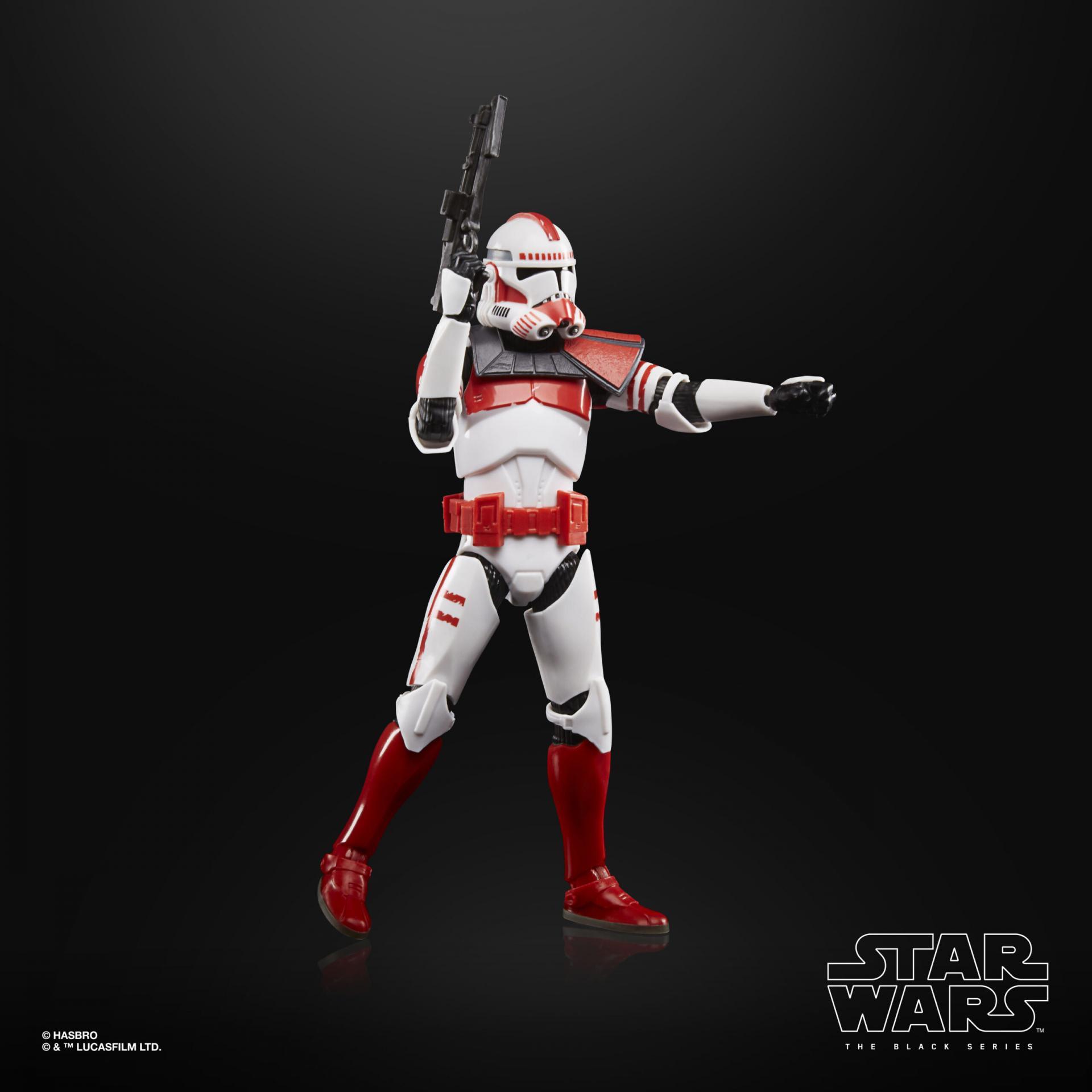 Star wars the black series imperial clone shock trooper 15cm2