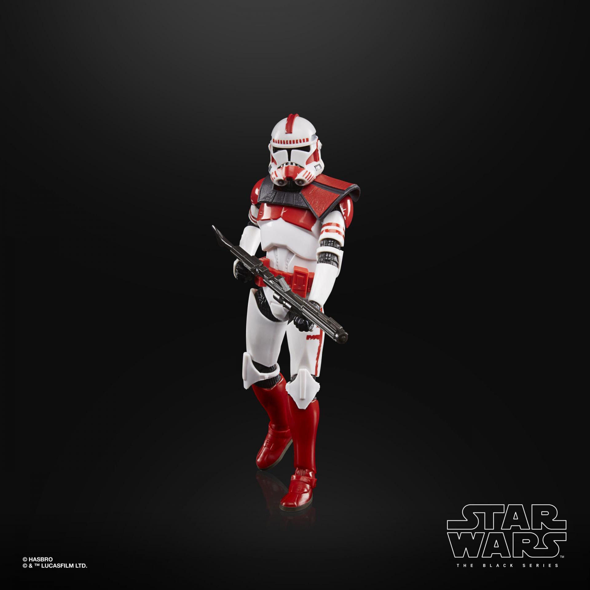Star wars the black series imperial clone shock trooper 15cm4