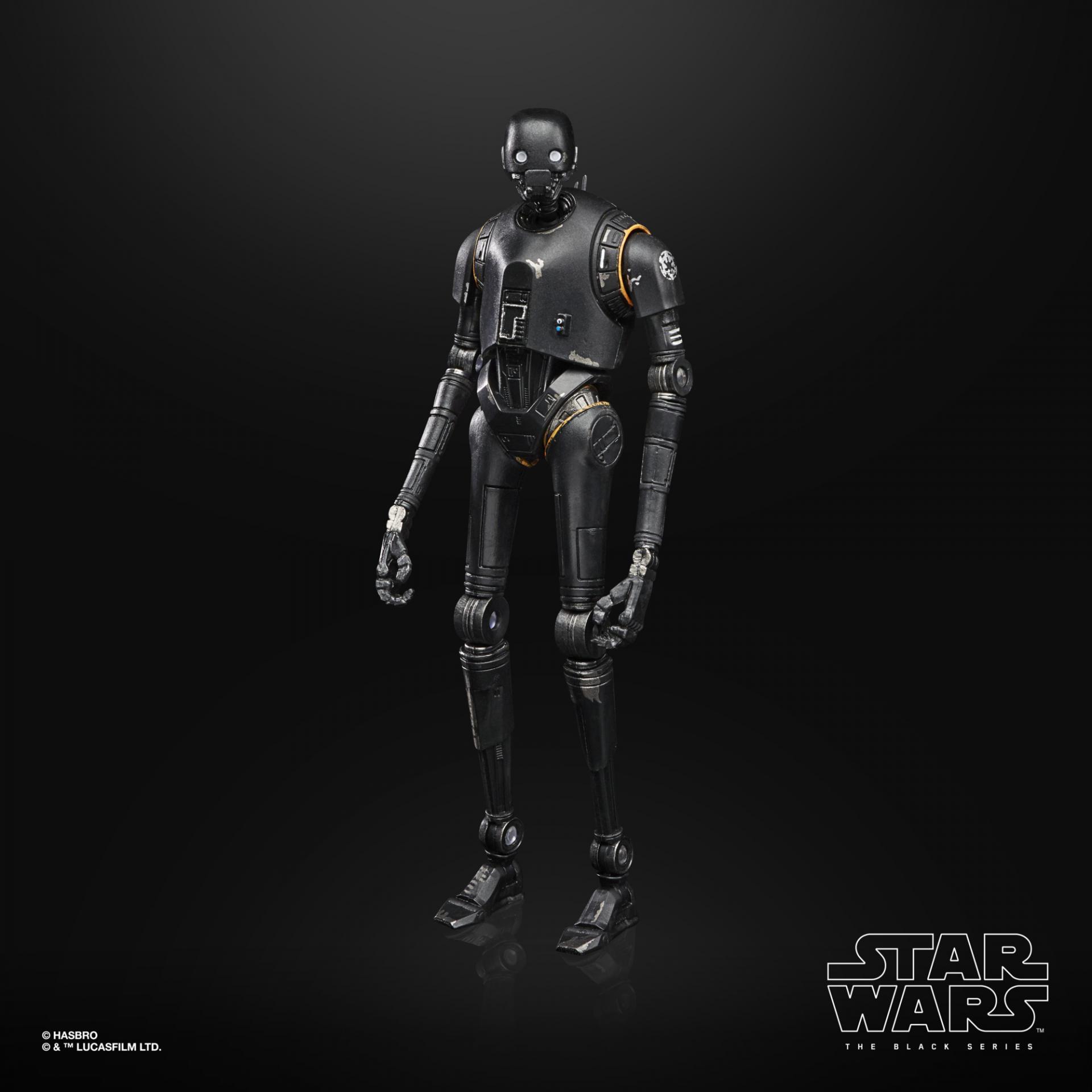 Star wars the black series k 2so 15cm2