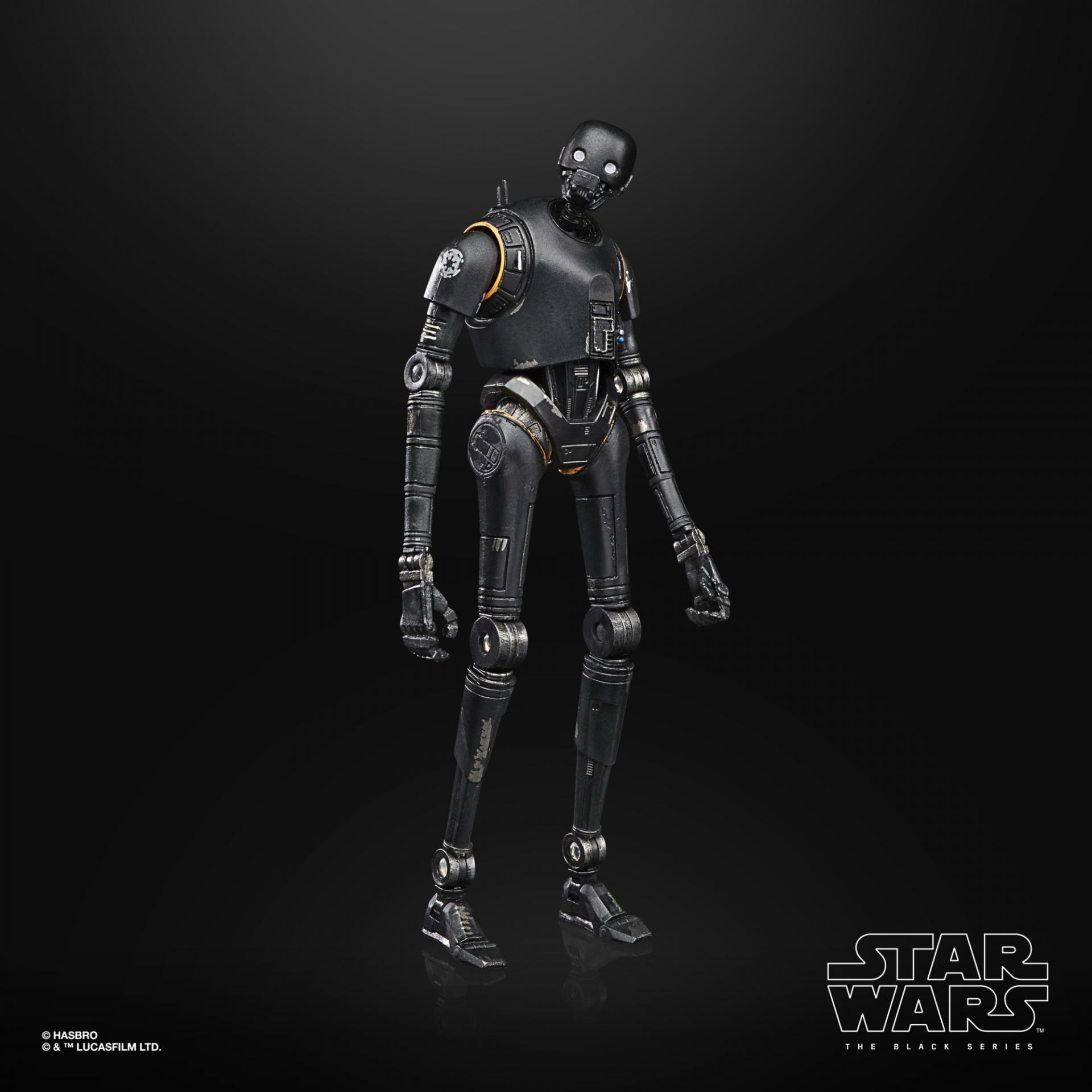 Star wars the black series k 2so 15cm3