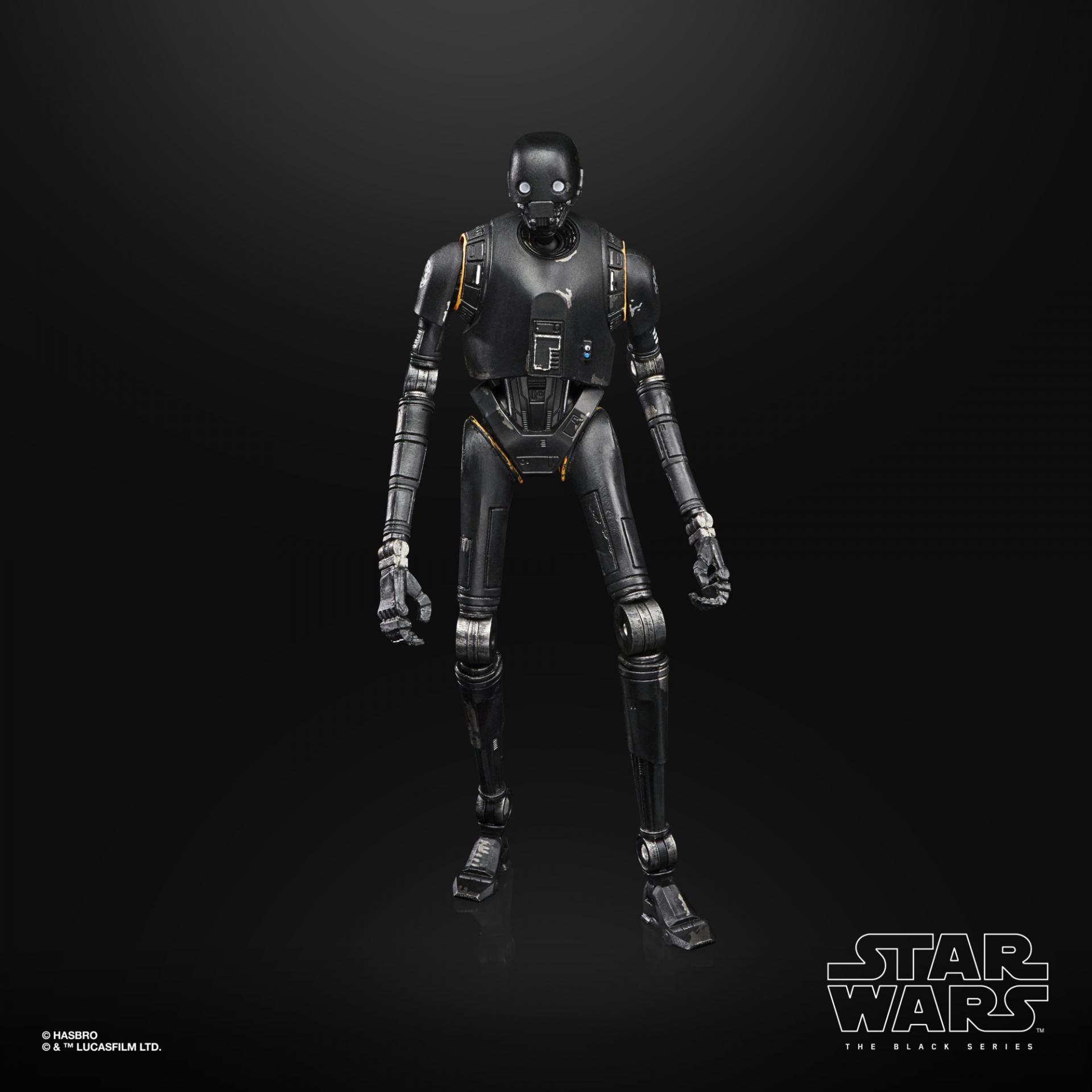 Star wars the black series k 2so 15cm4