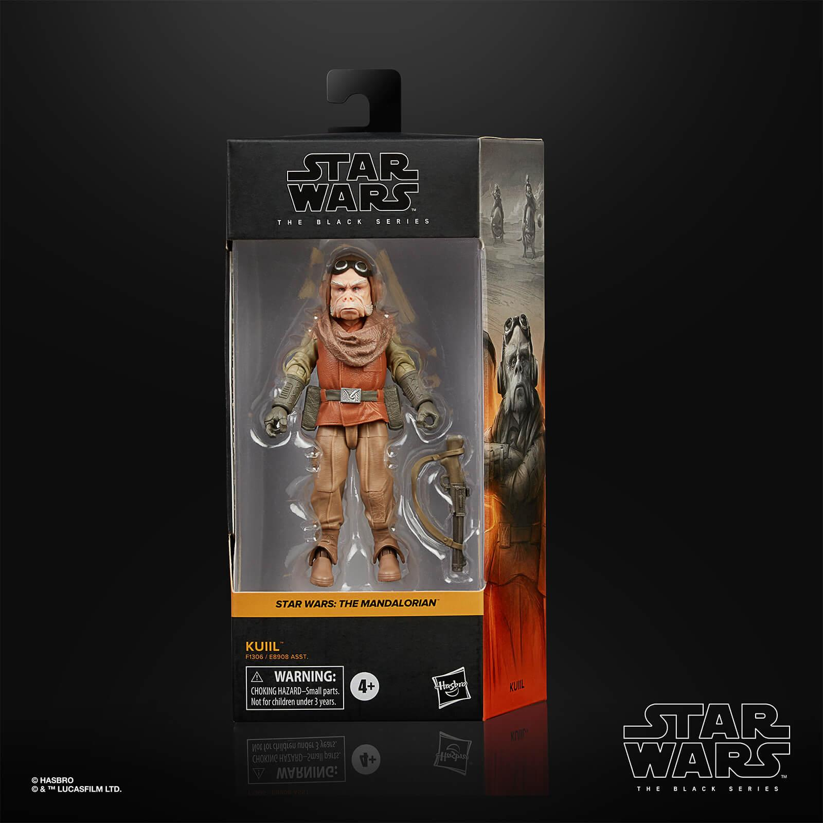 Star wars the black series kuiil 15cm