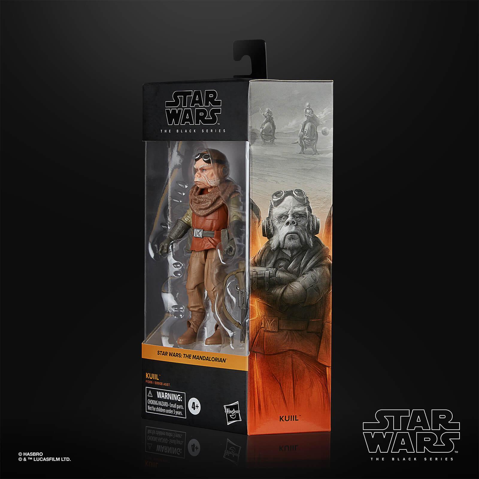 Star wars the black series kuiil 15cm1