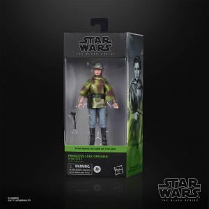 Star wars the black series leia organa endor 1