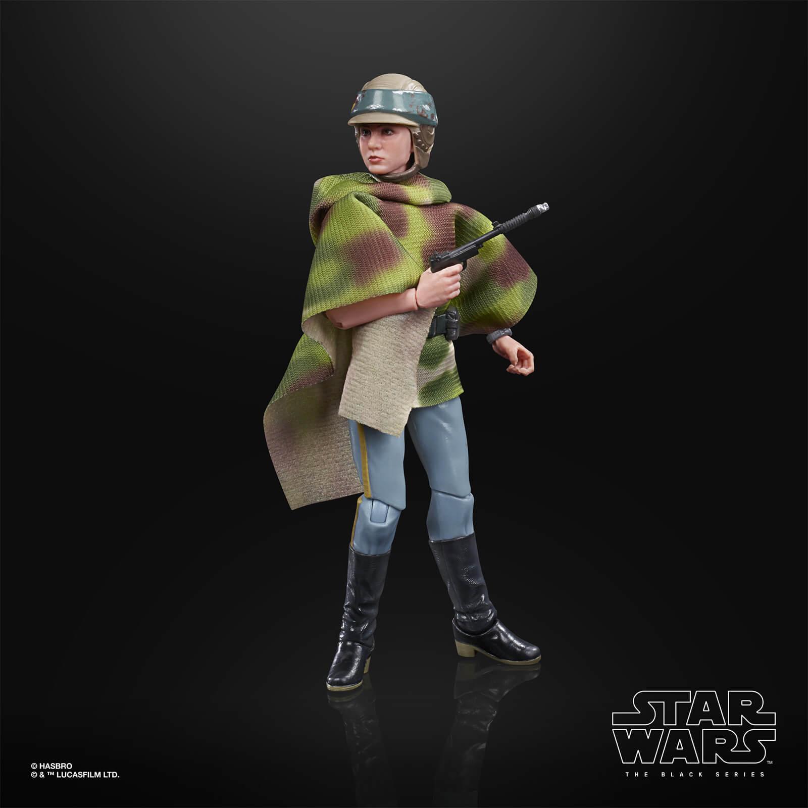 Star wars the black series leia organa endor 4