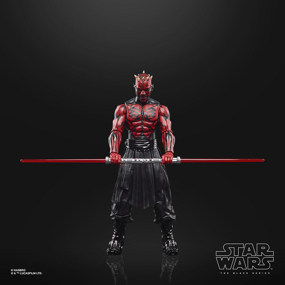 Star wars the black series lucasfilm 50th anniversary darth maul sith apprentice 15cm3