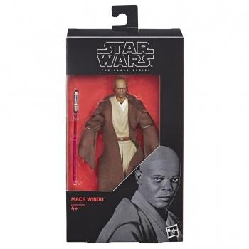 Star wars the black series mace windu 15cm