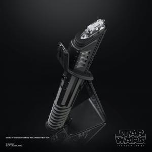 Star wars the black series mandalorian darksaber force fx elite lightsaber1