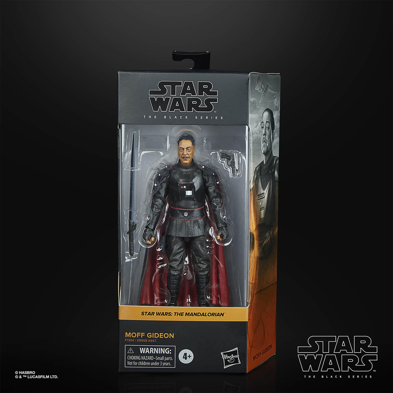 Star wars the black series moff gideon 15cm