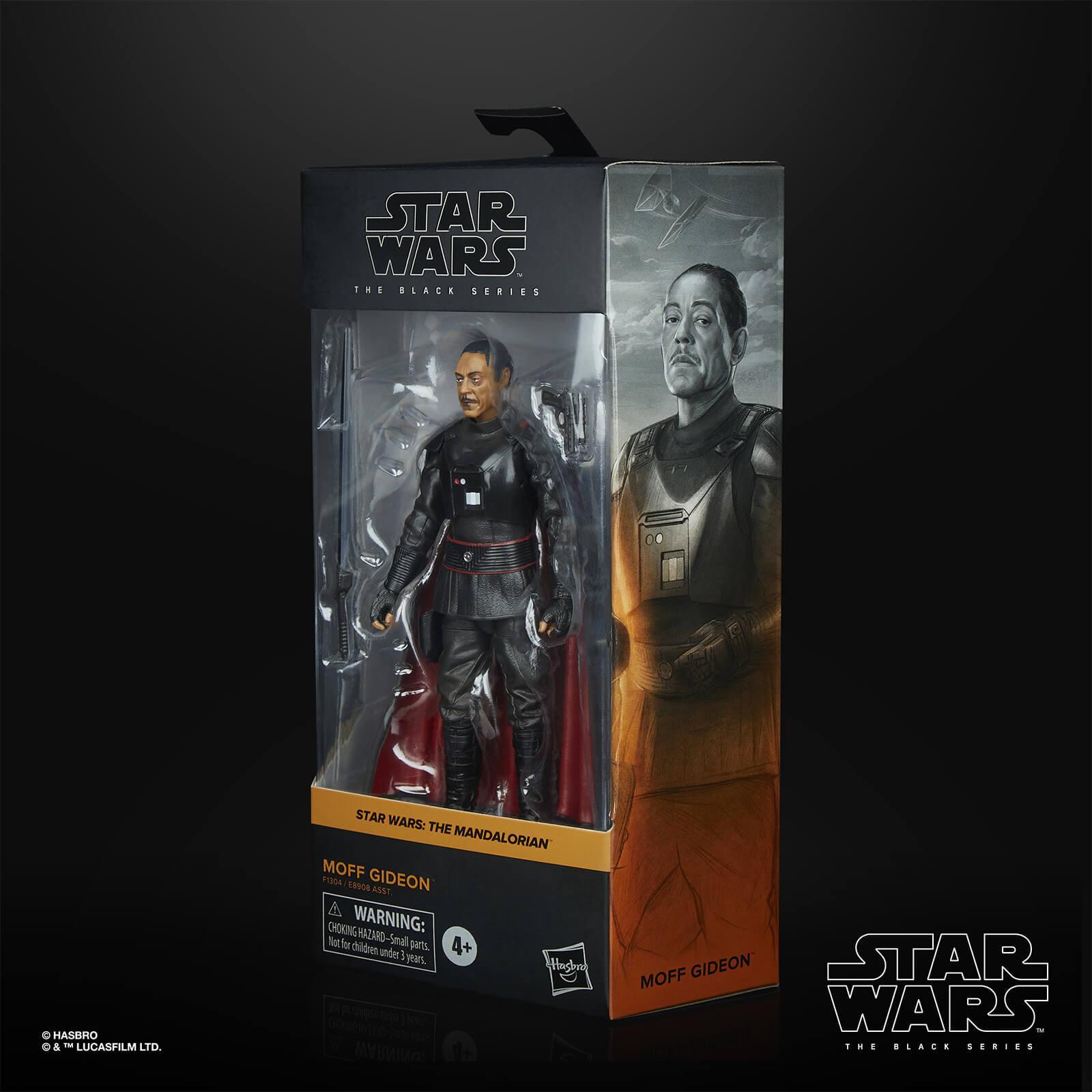 Star wars the black series moff gideon 15cm1