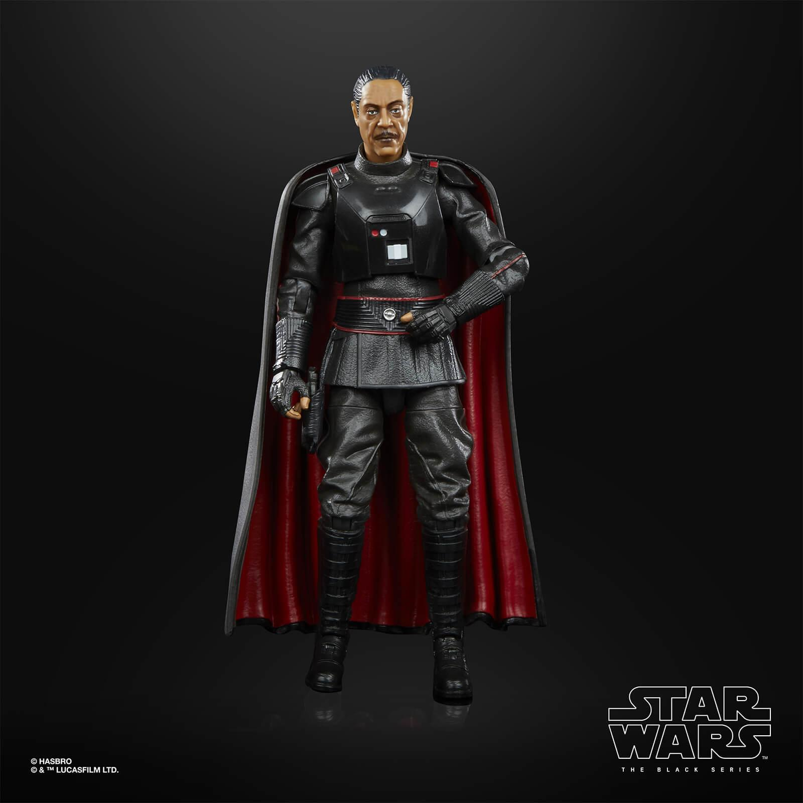 Star wars the black series moff gideon 15cm2