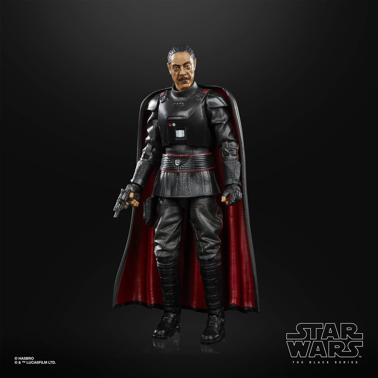 Star wars the black series moff gideon 15cm3