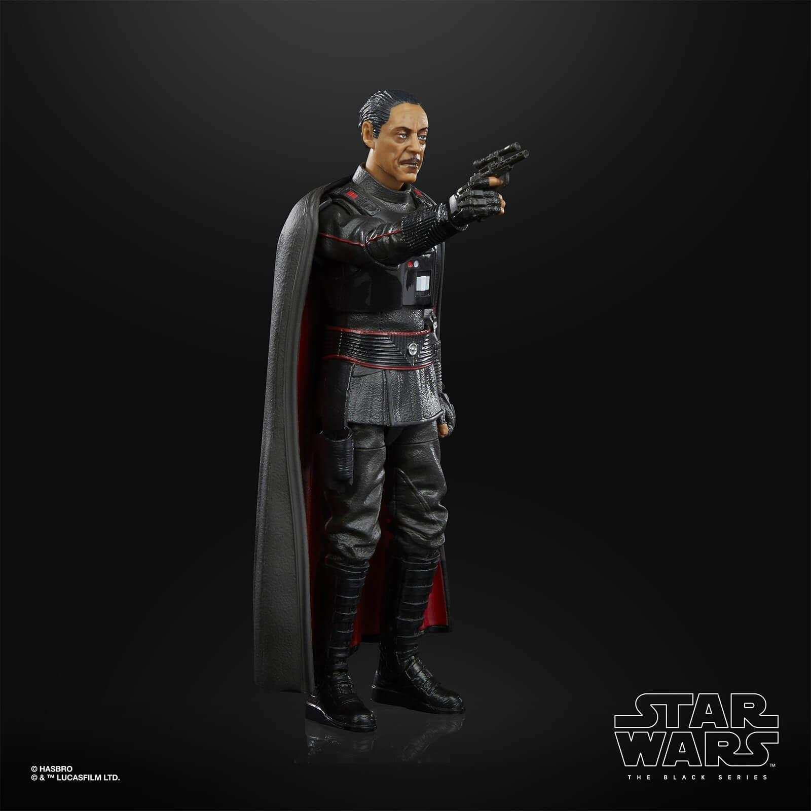 Star wars the black series moff gideon 15cm4