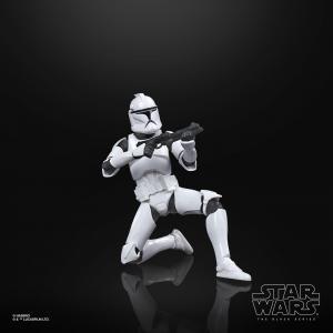 Star wars the black series phase i clone trooper 15cm2