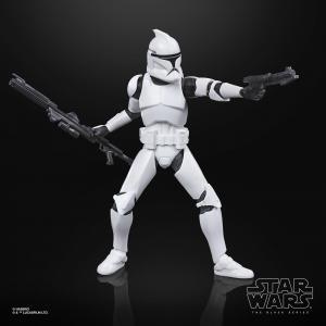 Star wars the black series phase i clone trooper 15cm3