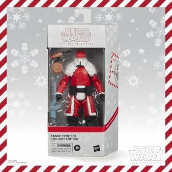 STAR WARS - THE BLACK SERIES - Range Trooper (Holiday Edition) 6