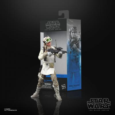 STAR WARS - THE BLACK SERIES - Rebel Trooper (Hoth) 15 cm