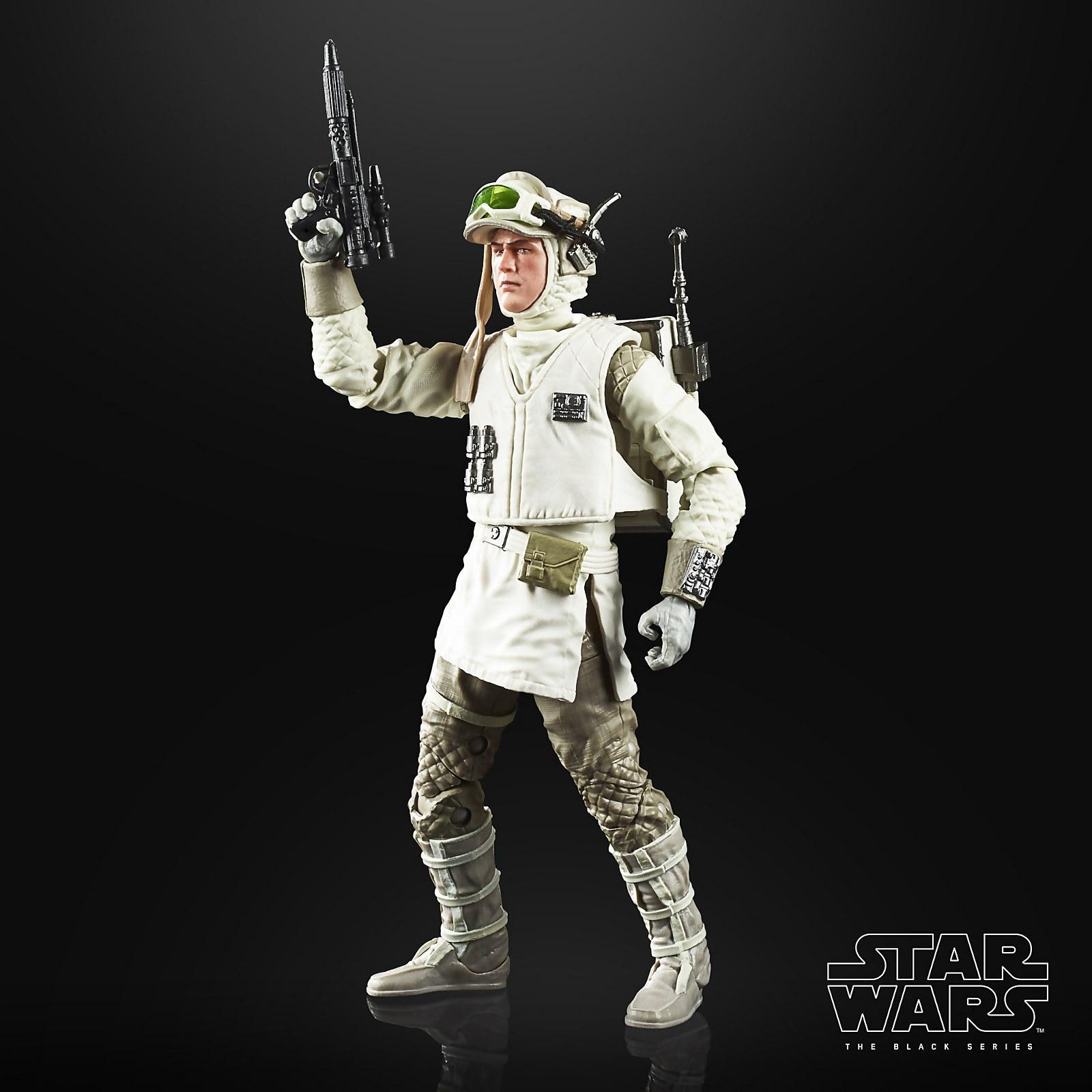 Star wars the black series rebel trooper hoth 15 cm2