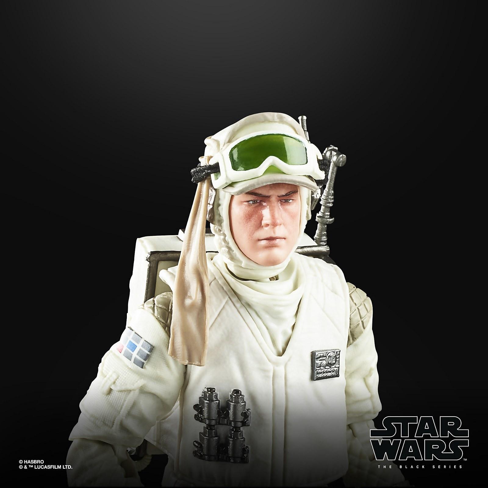 Star wars the black series rebel trooper hoth 15 cm3