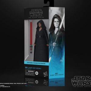Star wars the black series rey dark side vision 15cm1