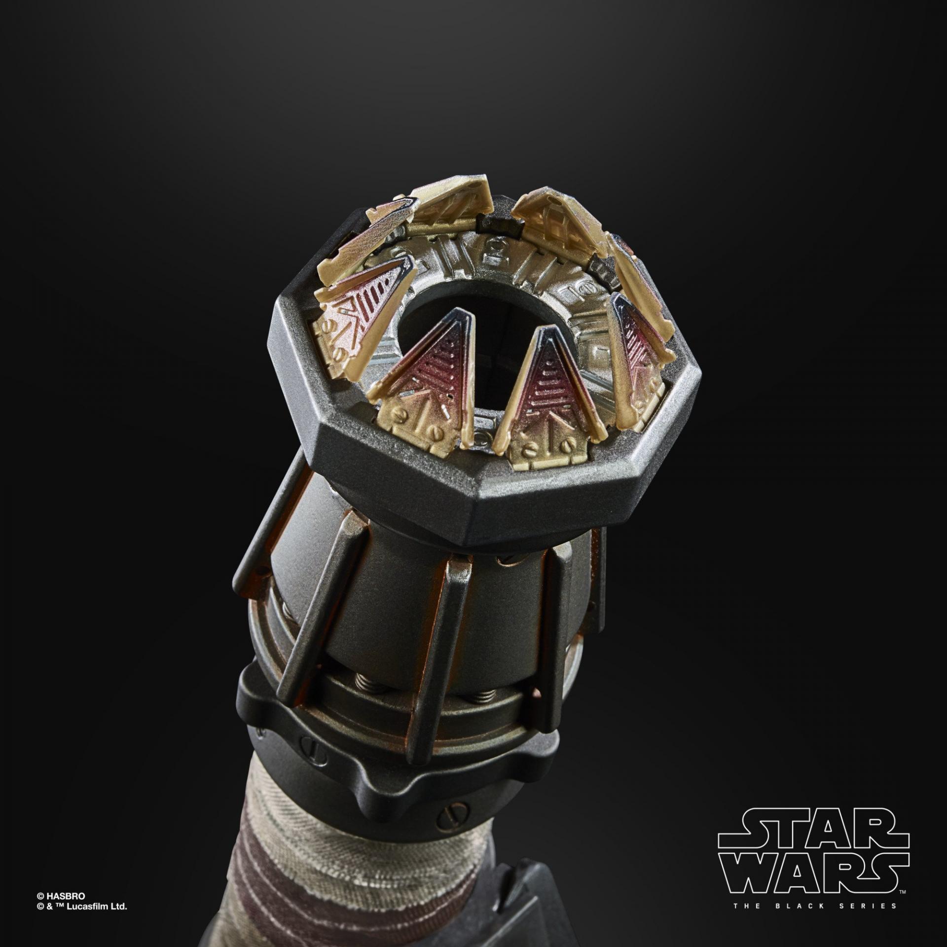 Star wars the black series rey skywalker force fx elite lightsaber10