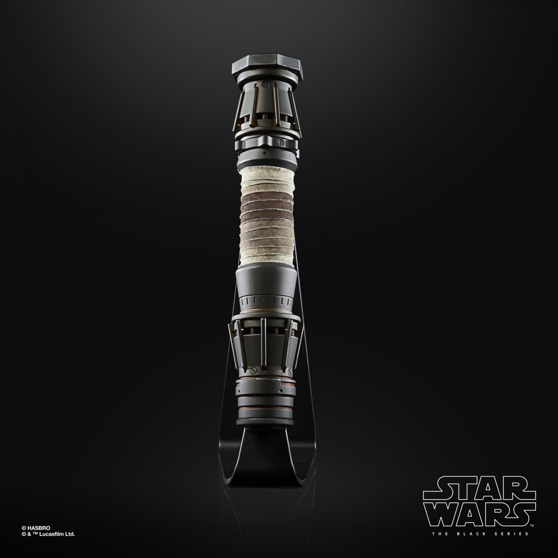 Star wars the black series rey skywalker force fx elite lightsaber5