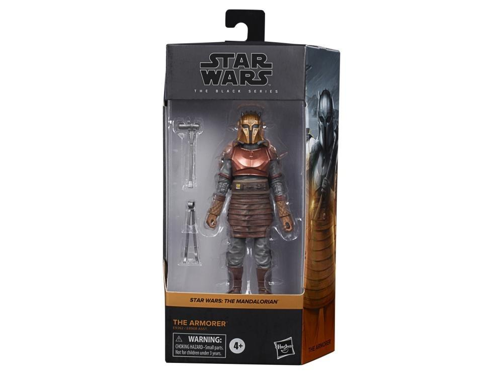 Star wars the black series the armorer 15cm