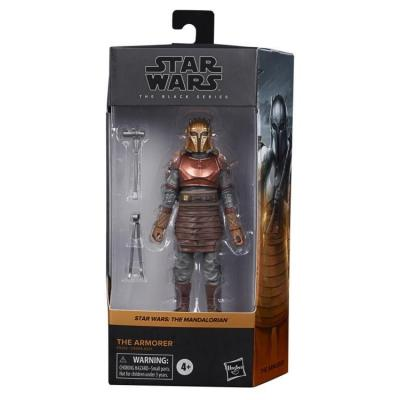 STAR WARS - THE BLACK SERIES - The Armorer 6