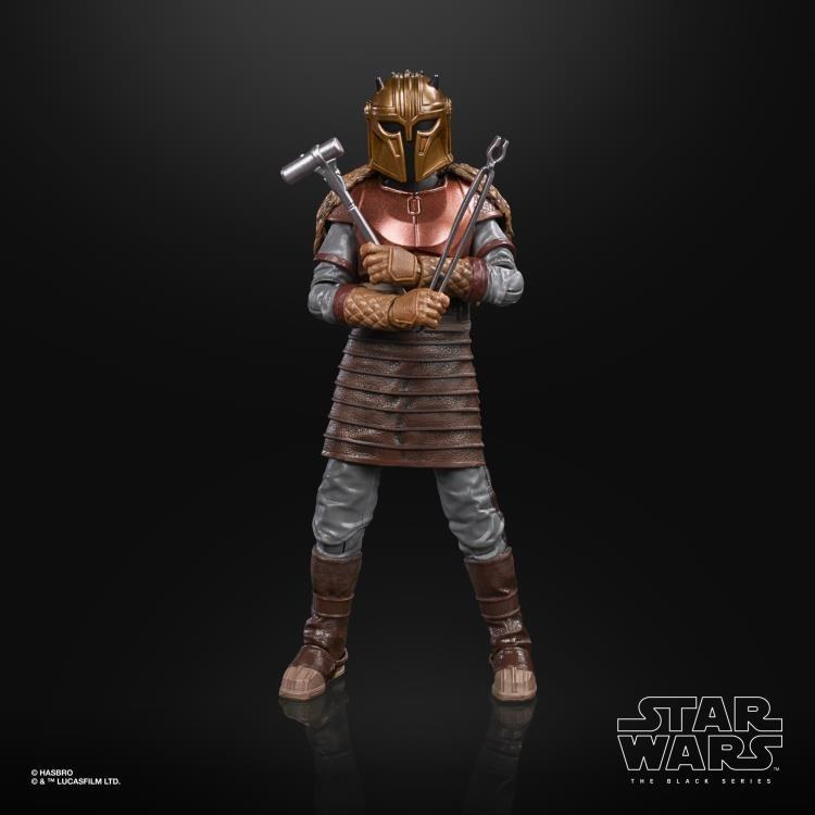 Star wars the black series the armorer 15cm1