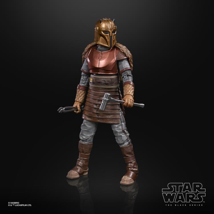 Star wars the black series the armorer 15cm2