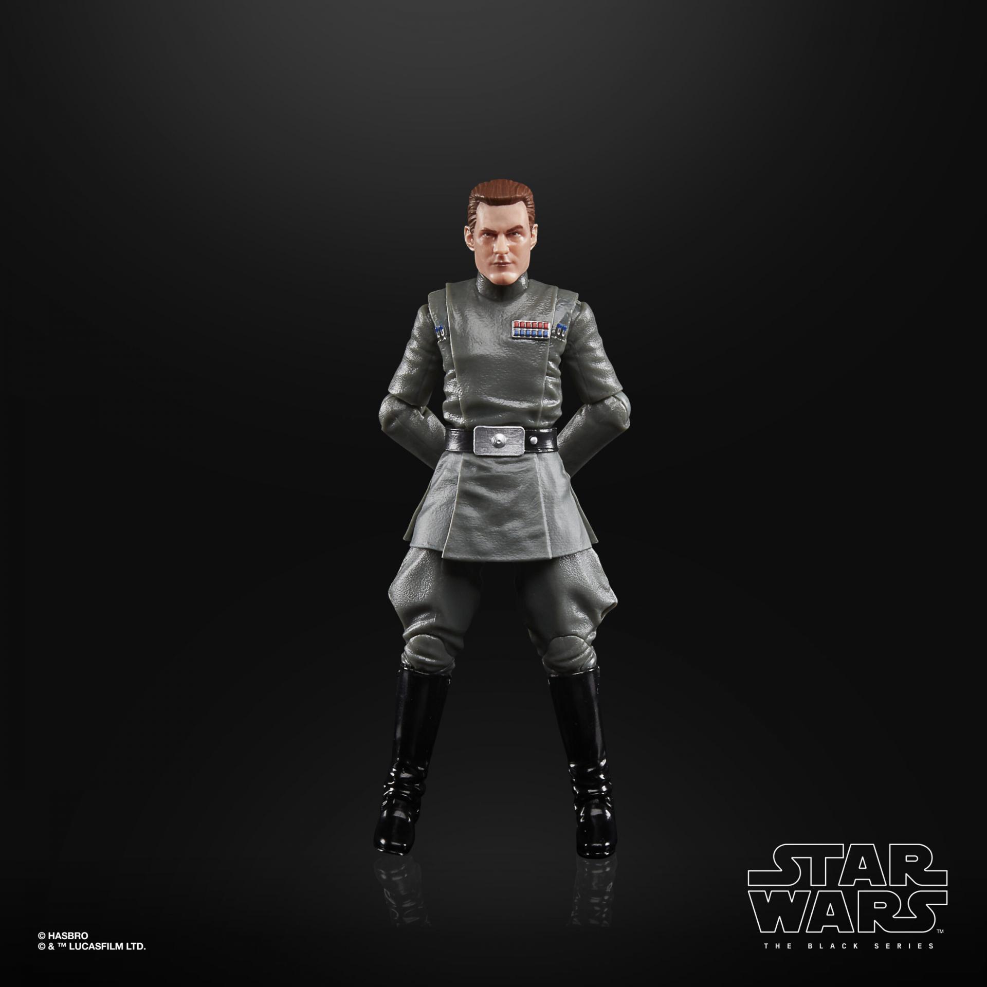 Star wars the black series vice admiral rampart 15cm2