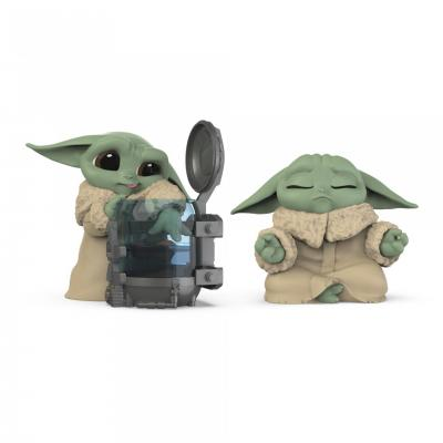 STAR WARS - The Bounty Collection S 3 - 2-Pack Curious Child, Meditation Poses