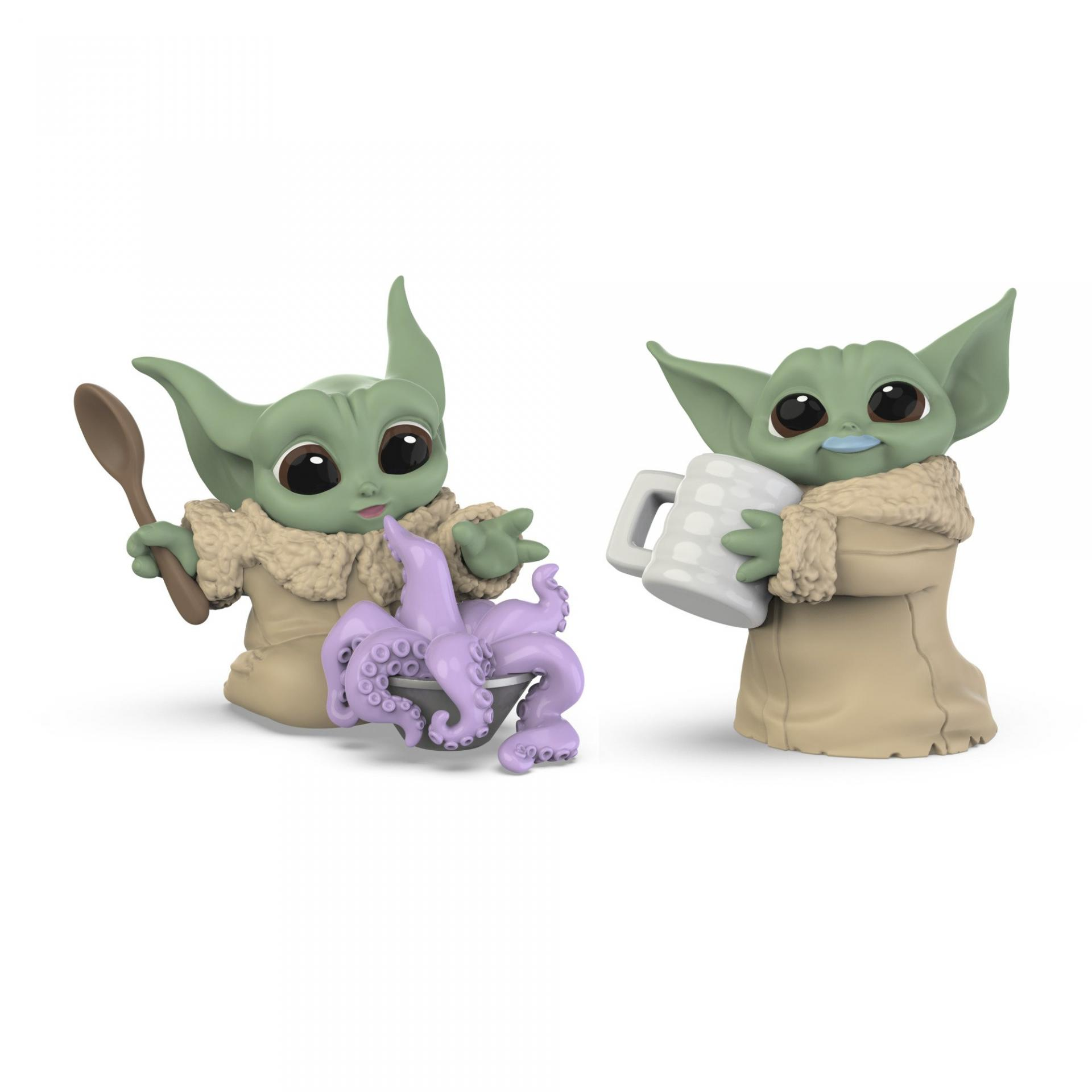 Star wars the bounty collection s 3 2 pack tentacle soup surprise blue milk mustache poses