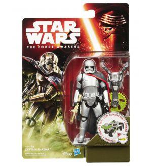 Star Wars Le Réveil de la Force figurine 2015 Jungle/Space Wave 1 Captain Phasma 10 cm