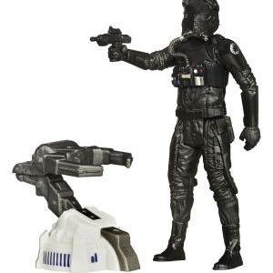 Star wars the force awakens jungle space wave 1 first order tie fighter pilot 10cm 1