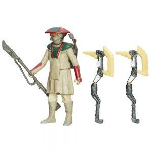 Star wars the force awakens snow desert wave 1 constable zuvio 10cm 1