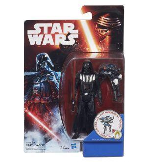 Star Wars Episode V figurine 2015 Snow/Desert Wave 1 Darth Vader 10 cm
