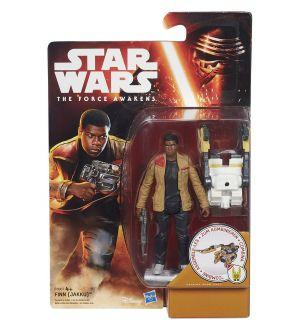 Star Wars The Force Awakens figurine 2015 Snow/Desert Wave 1 Finn (Jakku) 10 cm
