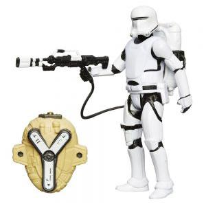 Star wars the force awakens snow desert wave 1 first order flametrooper 10cm 1
