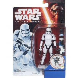 Star wars the force awakens snow desert wave 1 first order stormtrooper 10cm