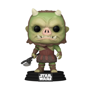 STAR WARS The Mandalorian FUNKO POP - Gamorrean Fighter Vinyl Figurine 10cm