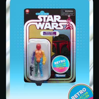 STAR WARS - THE RETRO COLLECTION - Boba Fett Prototype Edition