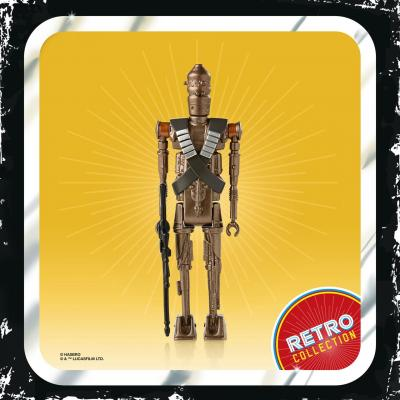 STAR WARS - THE RETRO COLLECTION The Mandalorian - IG-11
