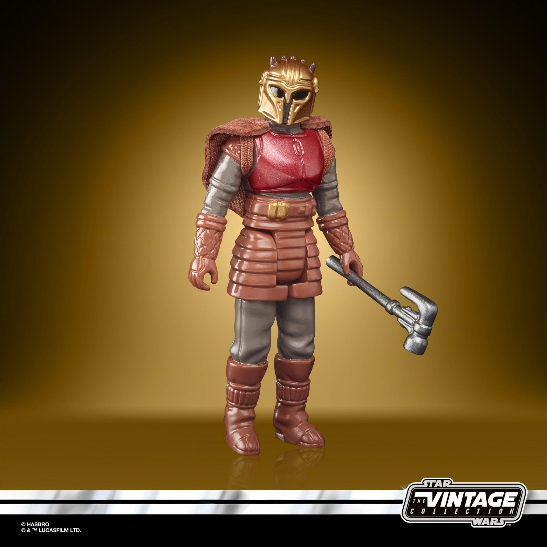 Star wars the retro collection the mandalorian the armorer1