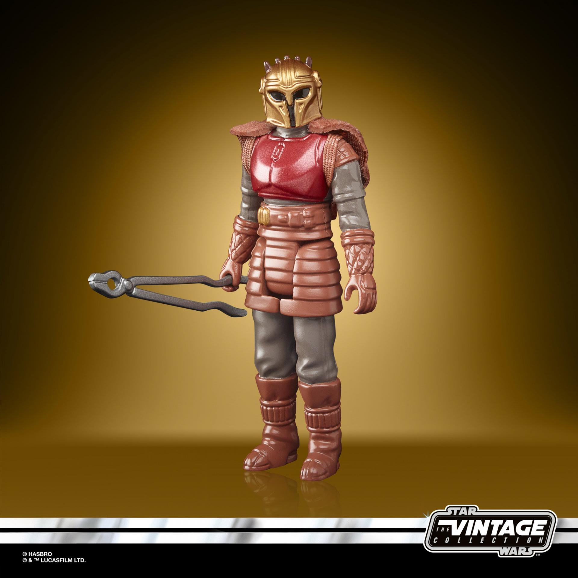 Star wars the retro collection the mandalorian the armorer2