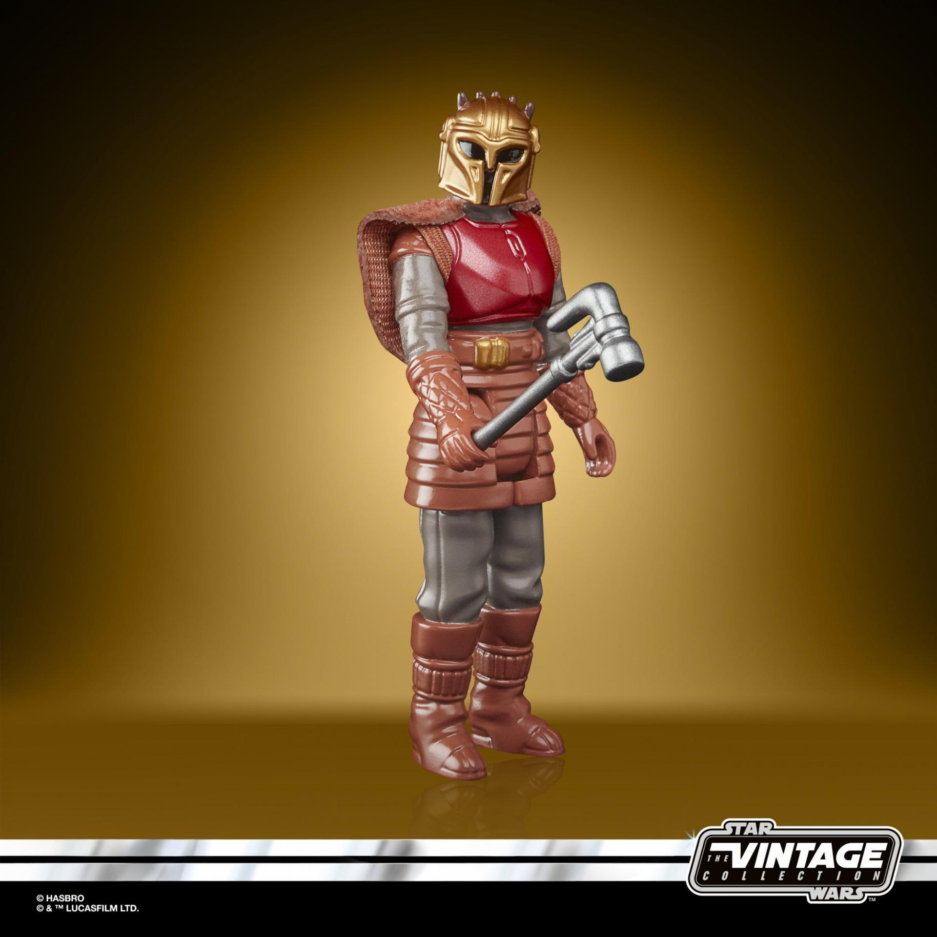 Star wars the retro collection the mandalorian the armorer3