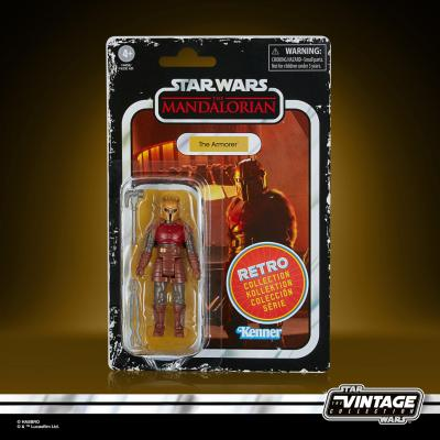 STAR WARS - THE RETRO COLLECTION - The Mandalorian - The Armorer