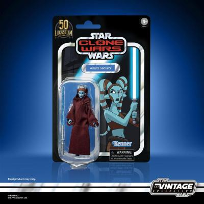 STAR WARS - THE VINTAGE COLLECTION - Aayla Secura