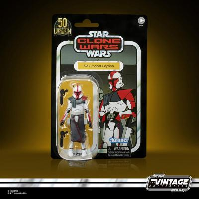 STAR WARS - THE VINTAGE COLLECTION - ARC Trooper Captain